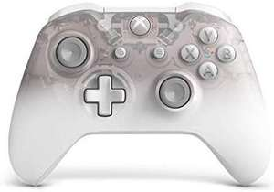 Manette Xbox sans fil - Edition Spéciale Phantom White