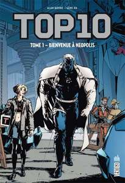 Sélection de BD et Comics en promotion - Ex : Bande dessinée Top 10 - Tome 1