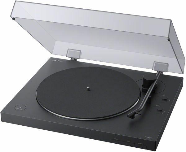 Platine vinyle Bluetooth Sony PS-LX310BT + enceinte Bluetooth SRS-XB12