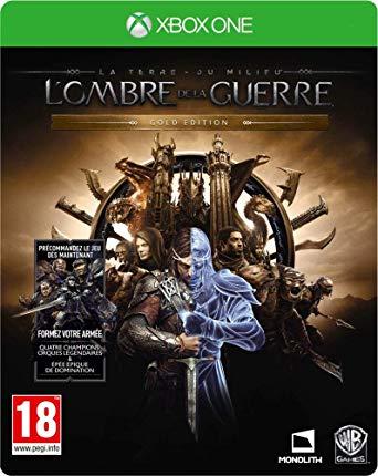 Jeu L'Ombre de la Guerre - Definitive Edition sur XBox One (Dématérialisé)