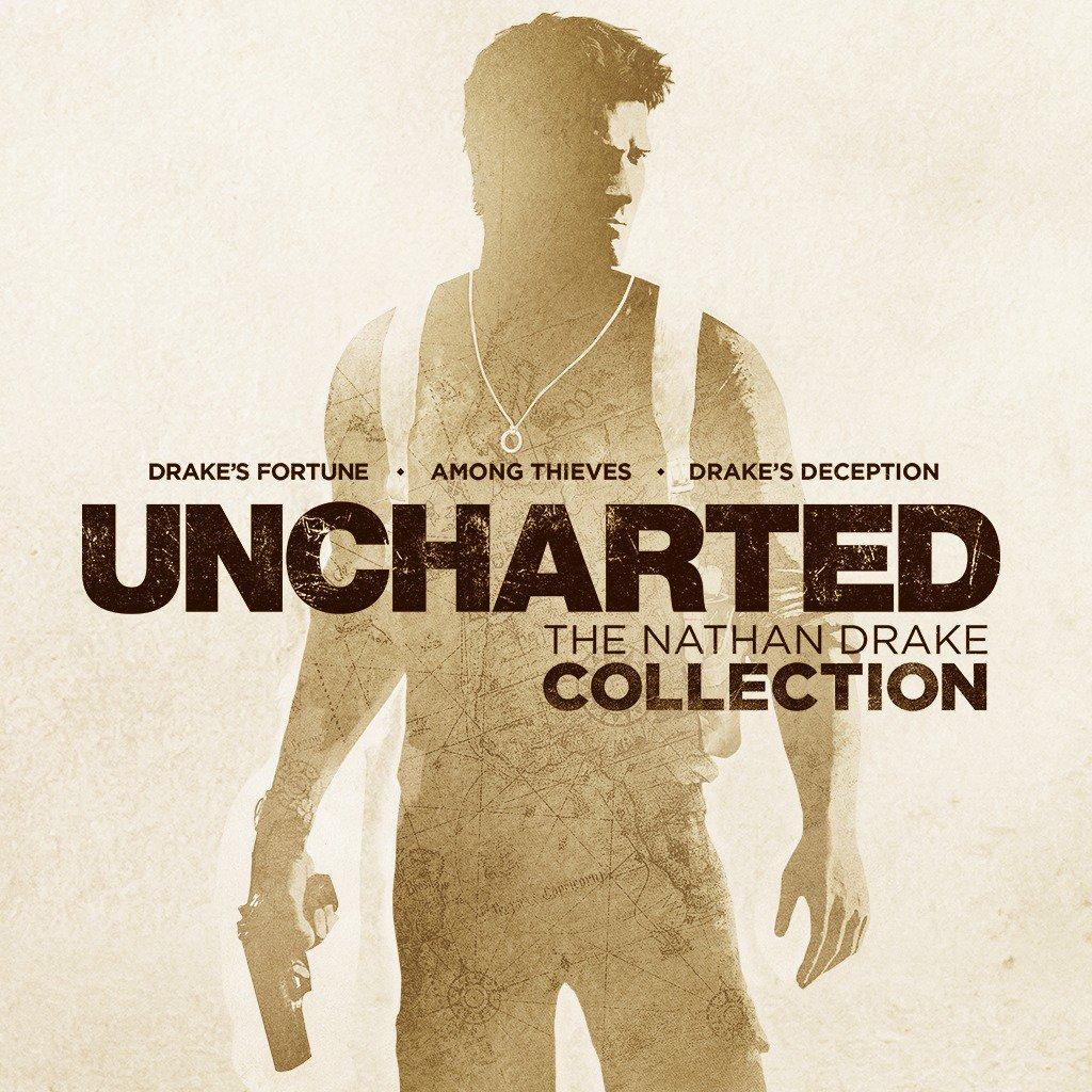 The Last Of Us Remastered ou Uncharted The Nathan Drake Collection à 6,59€ sur PS4 (Dématérialisés - Store CA)