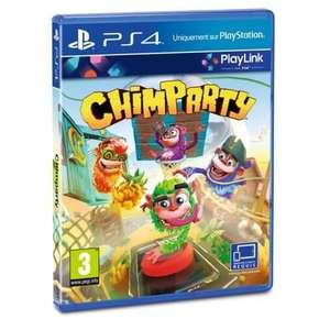 Chimparty (Playlink) sur PS4