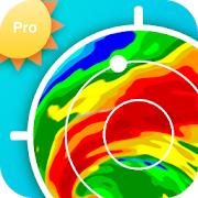 Weather Radar Pro Gratuit sur Android