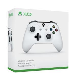 Sélection de Manettes sans-fil  Microsoft pour Xbox One - Ex: Manette sans fil Xbox One Blanche