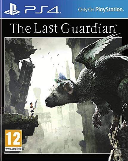The Last Guardian sur PS4
