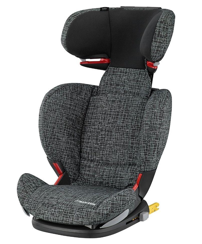 [Clients Privilèges] Siège-auto bébé RodiFix Airprotect Groupe 2-3 (15-36kg) - Noir