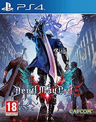 Jeu Devil May Cry 5 sur PS4