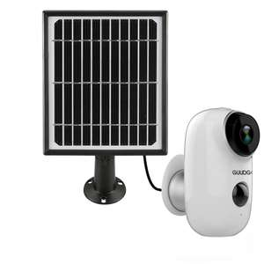 [Précommande] Camera de surveillance sur batterie Guudgo A3 + Panneau solaire