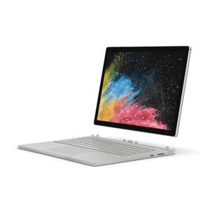 "PC portable 13,5"" Microsoft surface Book 2 - Core i5, 8 Go RAM, 128 Go SSD"