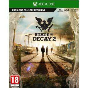 State of Decay 2 sur Xbox One (Via l'application)