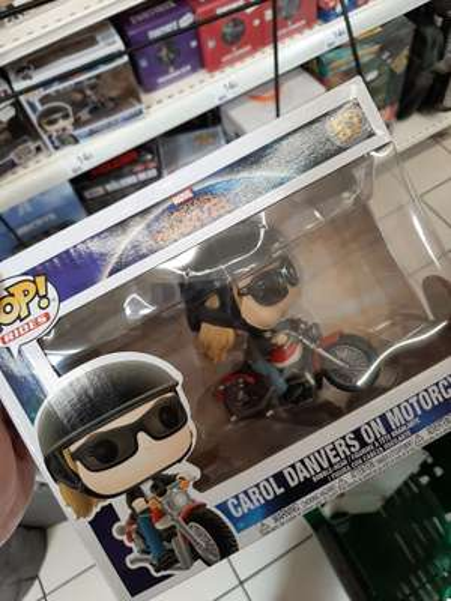 Figurine Funko Pop - Captain Marvel 57 - Boulogne (62)