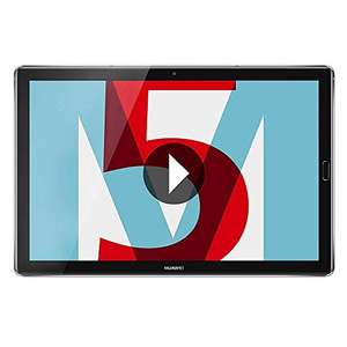 "Tablette 10.1"" Huawei MediaPad M5 WiFi et 4G - 32 Go ROM, 4Go RAM"