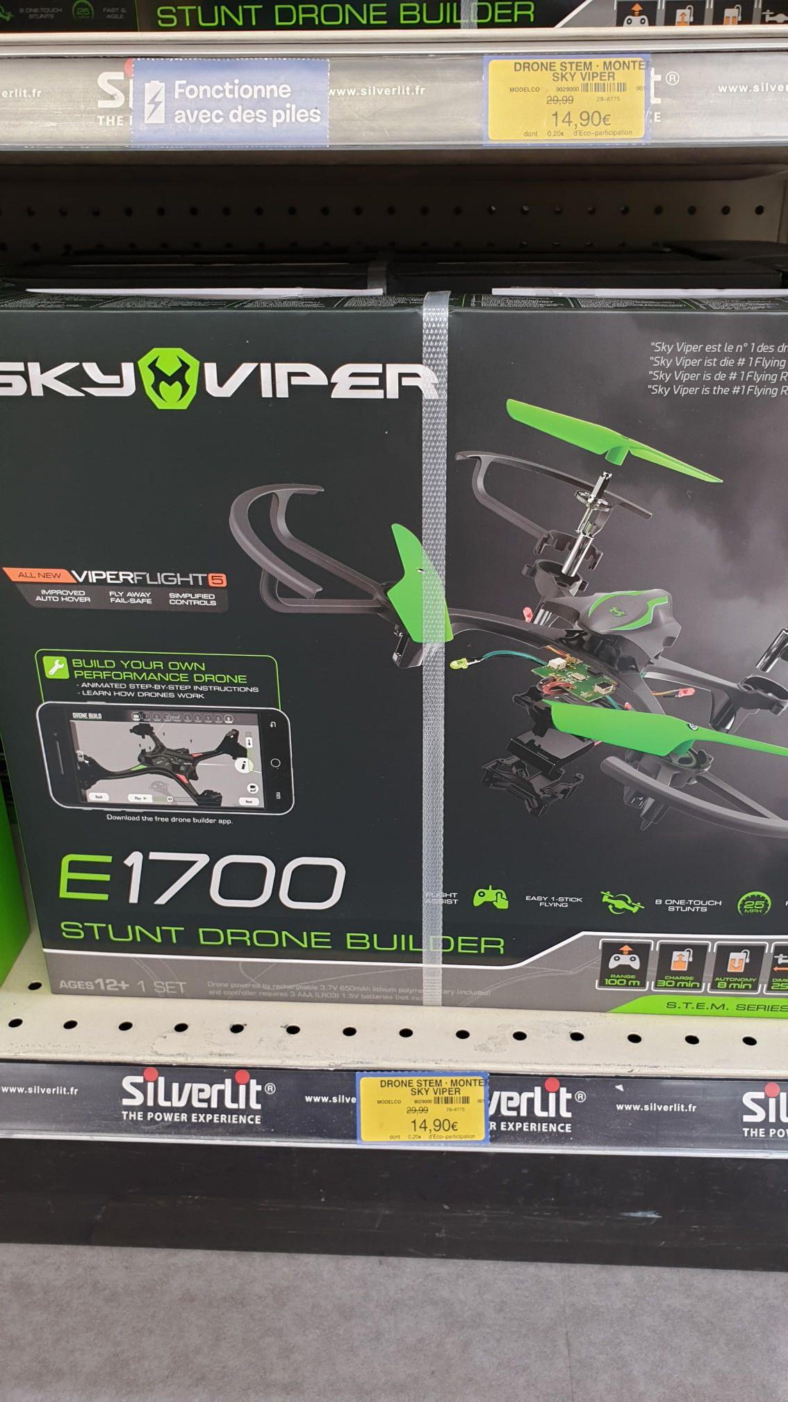 Drones SkyViper E1700 - Bron (69)