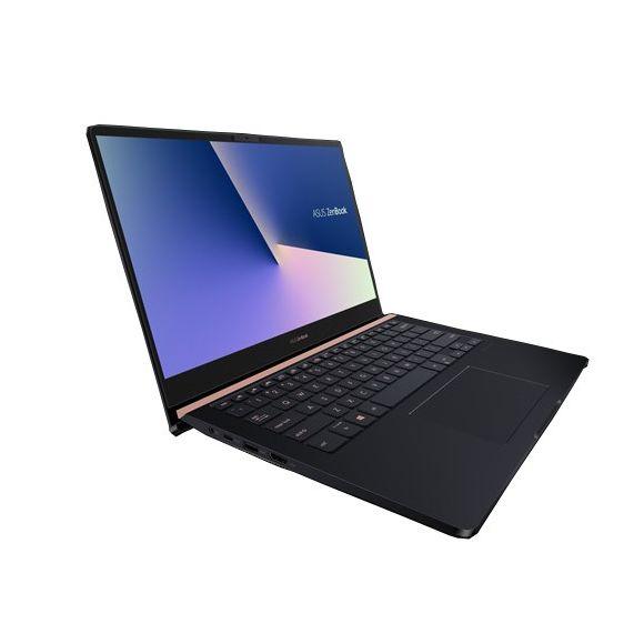 """PC Portable 14"""" Asus ZenBook Pro UX450FD-BE014T - i5-8265U, SSD 256 Go, RAM 8 Go, GTX 1050 2 Go Max-Q"""