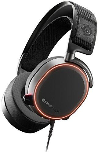 Casque Gaming filaire SteelSeries Arctis Pro - Haute Résolution - DTS Headphone:X v2.0 Surround