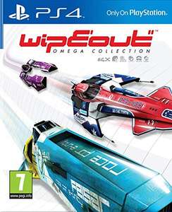 Jeu Wipeout Omega Collection sur PS4