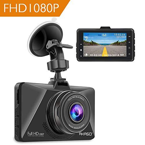 Camera embarquée Akzso - Full HD 1920x1080P, 30 FPS (Vendeur tiers)