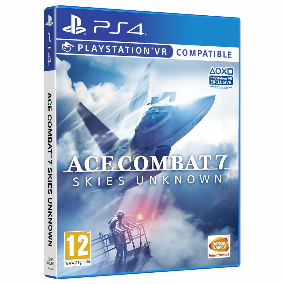 Jeu Ace Combat 7 : Skies Unknown sur PS4