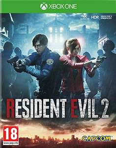Resident Evil 2 sur Xbox One