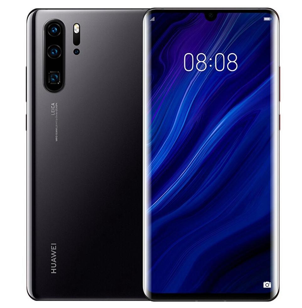 "Smartphone 6.47"" Huawei P30 Pro (Noir) - Full HD+, Kirin 980, RAM 8 Go, ROM 256 Go"