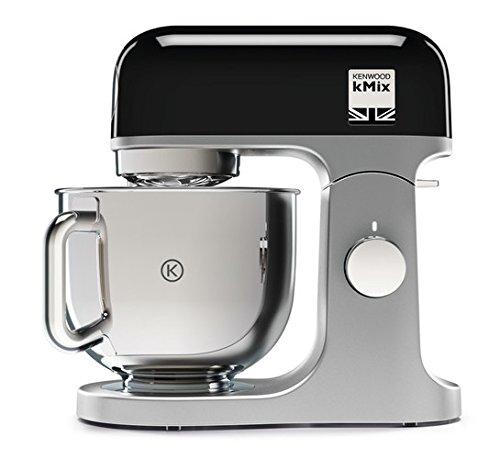 Robot pâtissier KENWOOD KMIX KMX750BK - 1000W, 5L, Noir