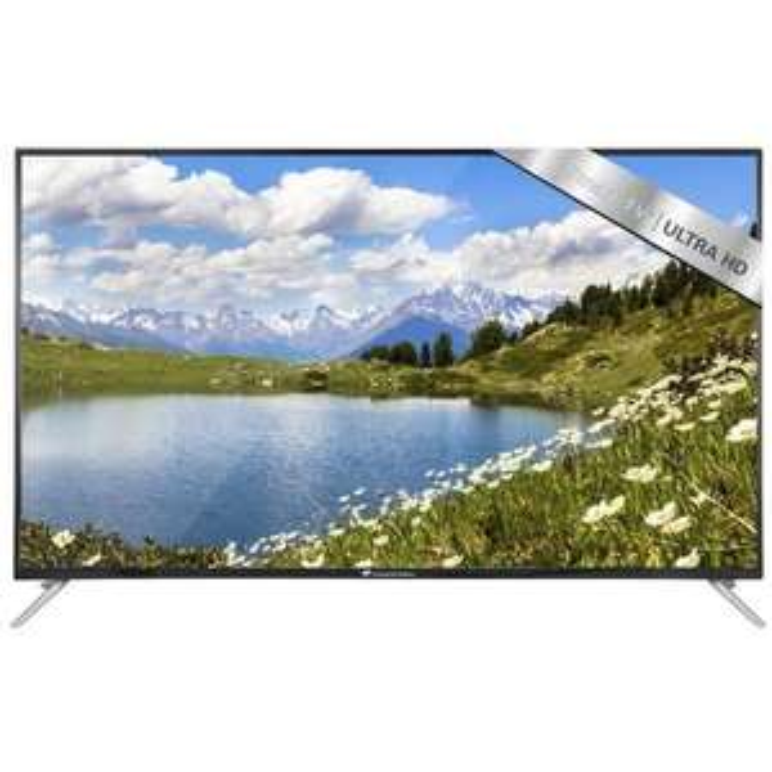 "TV 75"" Continental Edison CELED754KB7 - 4K UHD, LED, Smart TV"