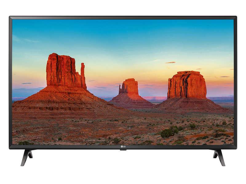 "TV 49"" LG 49UK6300PLB - SmartTV, 4K"