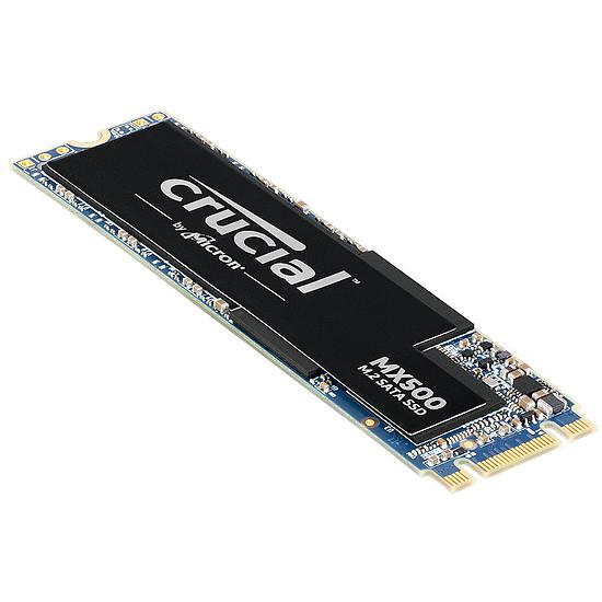 SSD Interne M.2 2280 Crucial MX500 (3D NAND) - 250 Go SATA
