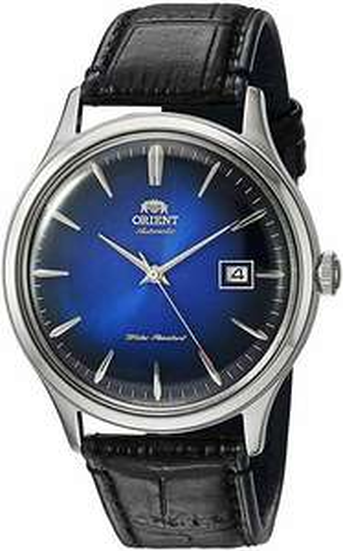 Montre automatique Orient Bambino v4 (FAC08004D0) - Bleu