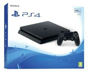 Console Sony PS4 Slim - 500 Go
