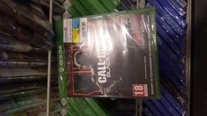 Jeu Call Of Duty Black Ops III sur Xbox One - Gonesse (95)