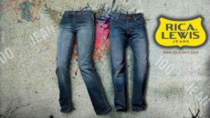 1 jean Rica Lewis acheté  = 1 offert, soit les 2 jeans (5€ ODR)