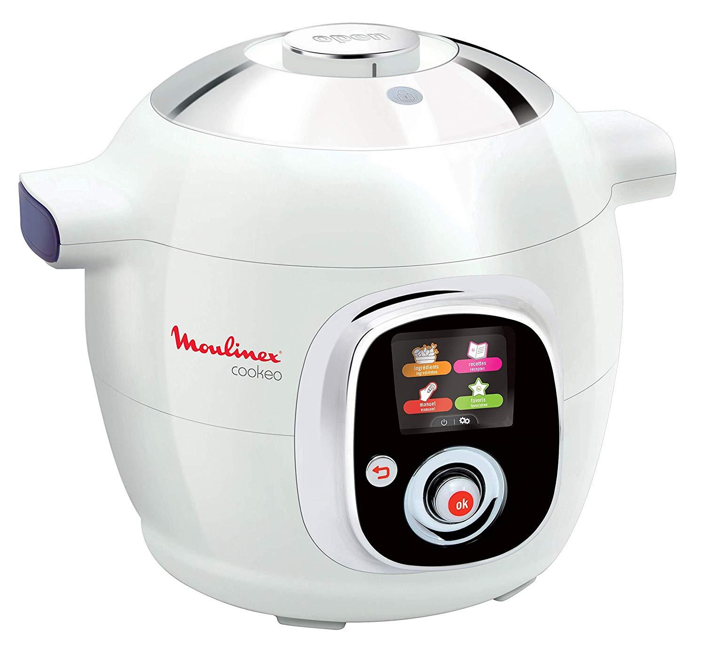 Multicuiseur Intelligent Moulinex Cookeo CE704110  - 6L