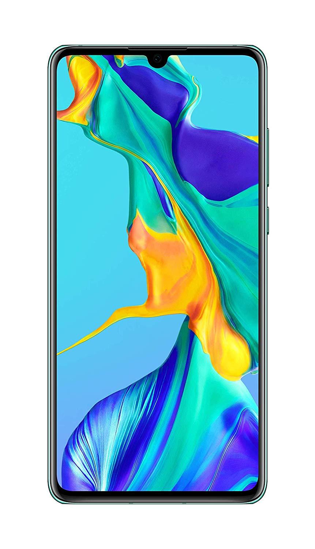 "Smartphone 6.1"" Huawei P30 - 128 Go + 50€ en bon d'achat"