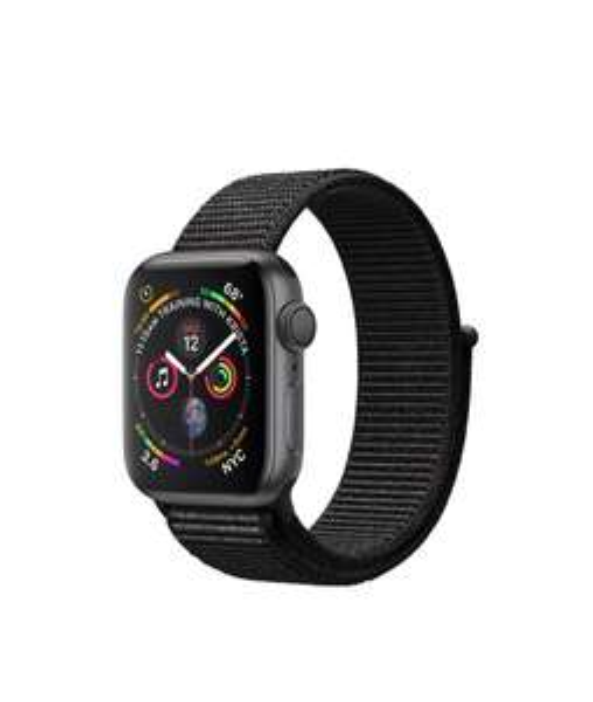 Montre connectée Apple Watch Series 4 (GPS) - Space grey, boitier 44mm