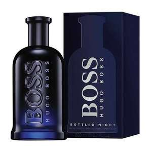 Eau de toiletter Hugo Boss Bottled Nuit - 200ml Spray