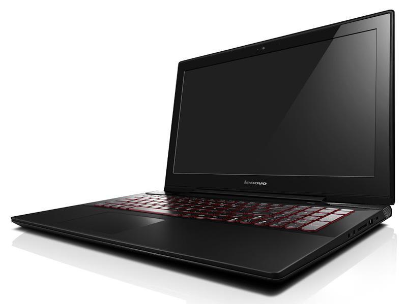 "PC portable 15.6"" Lenovo Y50-70 (i5 4210H, 4 Go RAM, GTX 960M, HDD 500 Go) + 2 bons d'achat de 50€"