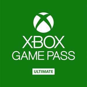 Abonnement mensuel au service Xbox Game Pass Ultimate à 1€ (dématérialisé)
