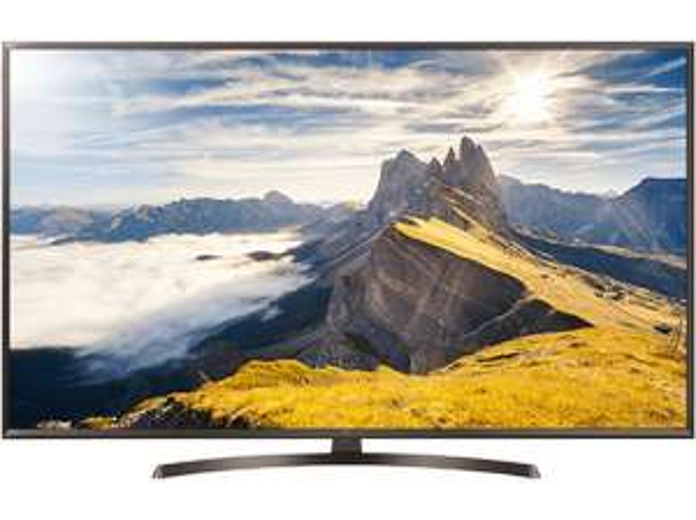 "TV 55"" LG 55UK6400PLF - 4K UHD, LED, Smart TV (Frontaliers Suisse)"