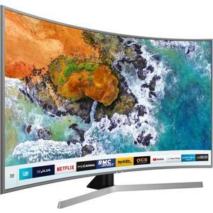 """Tv 49"""" Samsung UE49NU7672 - 4K, Incurvé, Smart TV, 1900 PQI"""