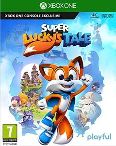 Super Luckys Tale sur Xbox One