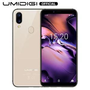 """Smartphone 5.5"""" Umidigi A3 - MT6739, RAM 2Go, ROM 16Go (vendeur tiers)"""
