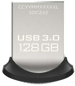 Clé USB 3.0 SanDisk Ultra Fit - 128 Go