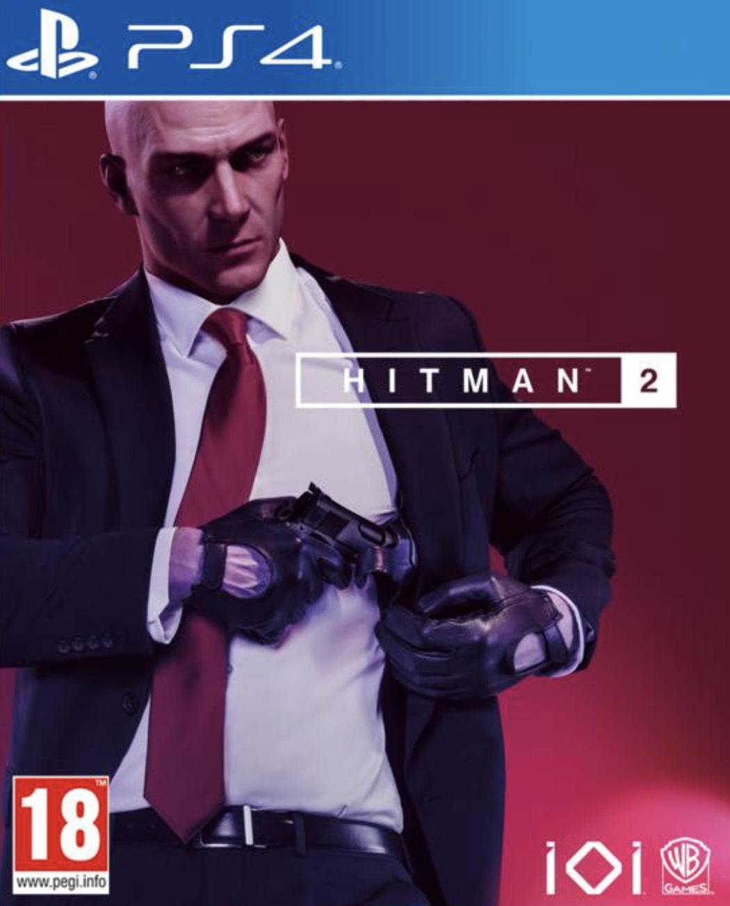 Jeu Hitman 2 sur PS4 (+ 15€ de bon d'achat Wonderbox)