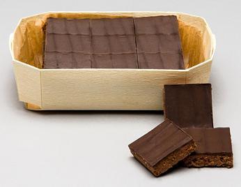Chocolats pralinés feuilletée noisette - 180g