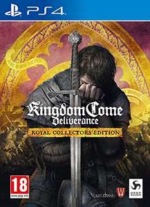 [Précommande] Kingdom Come Deliverance Royal Collector's Edition sur PS4 XBOX One et PC