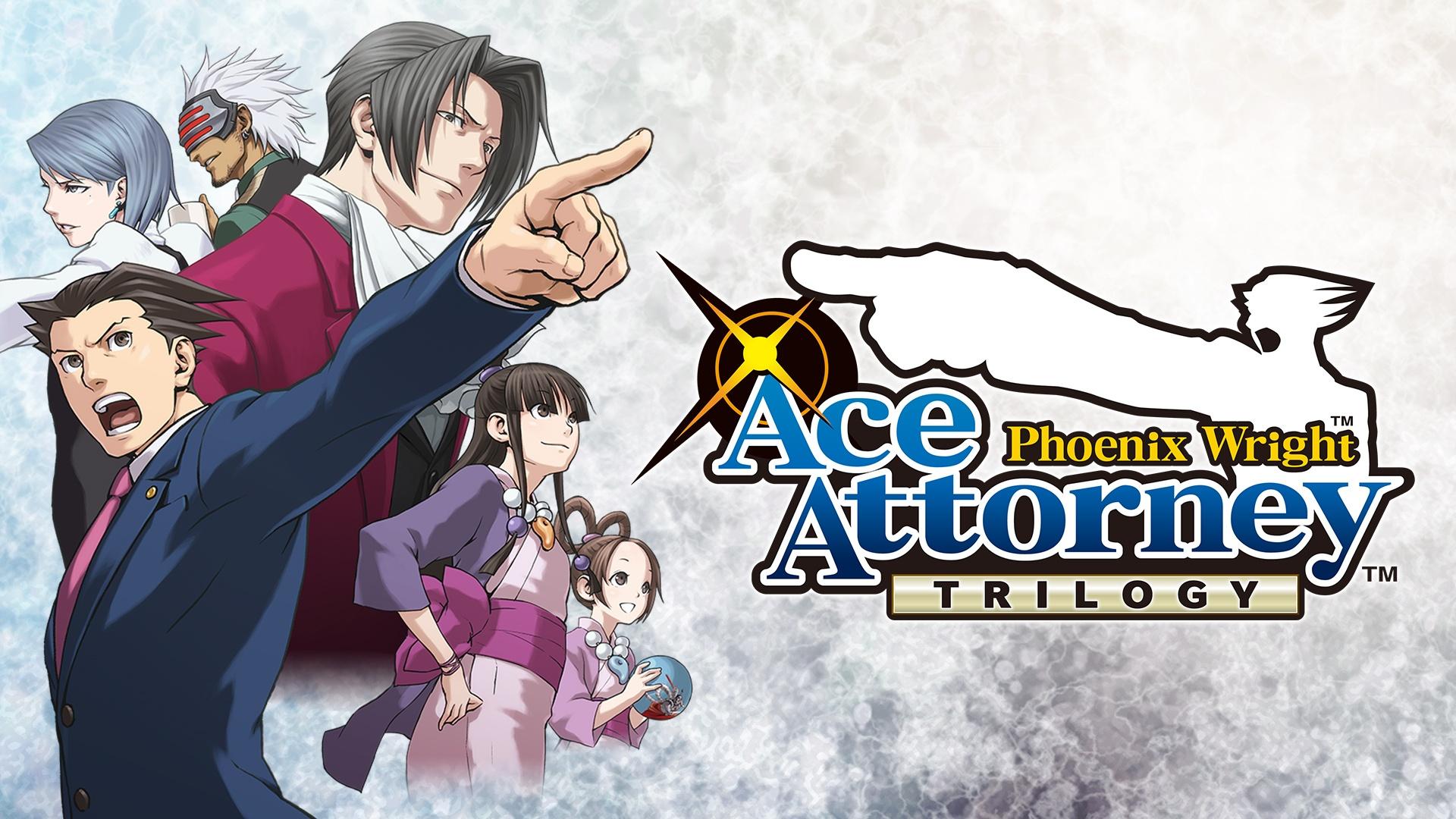 Phoenix Wright: Ace Attorney Trilogy sur Nintendo Switch (Dématérialisé : eShop Australie)
