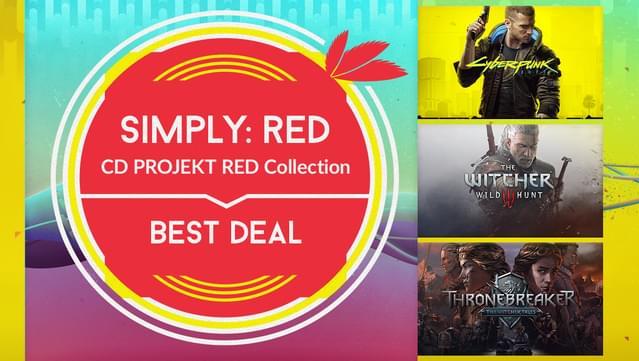 Simply Red - CD Projekt Red Collection sur PC (Dématérialisé - DRM-Free)