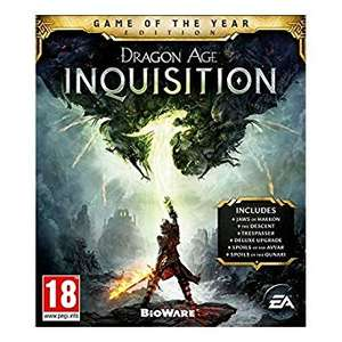 Dragon Age : Inquisition - Édition Jeu de l'année sur PS4 (Dématérialisé)