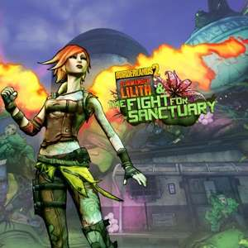 DLC Borderlands 2: Commander Lilith & the Fight for Sanctuary Gratuit sur PC Steam, Xbox One & PS4 (Dématérialisé)